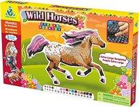 The Orb Factory Sticky Mosaics Wildpferde