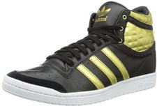 Adidas Top Ten Hi Sleek Heel W black/metallic gold/metallic gold