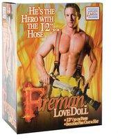 California Exotic No Liebespuppe Feuerwehrmann New York