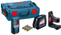 Bosch GLL 2-50 Professional + BM 1 P + LR 2 P (0 601 063 107)