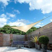 Kookaburra shade sails Sonnensegel 3,0 m Dreieck