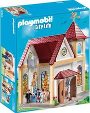Playmobil City Life - Hochzeitskirche (5053)