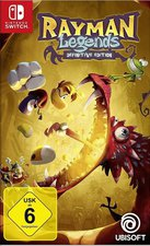 Rayman: Legends (PC)