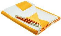 Peddy Shield Senkrecht-Sonnensegel gelb-weiß