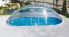 Summer Fun Cabrio Dome Pool-Abdeckung 737 x 360 cm