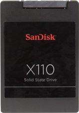 SanDisk X110 SSD 2.5 256GB