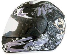 Nikko N916 Rockin Rider matt schwarz/violett