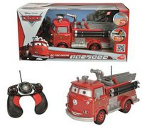 Dickie Cars - Red Fire Engine (203089549)