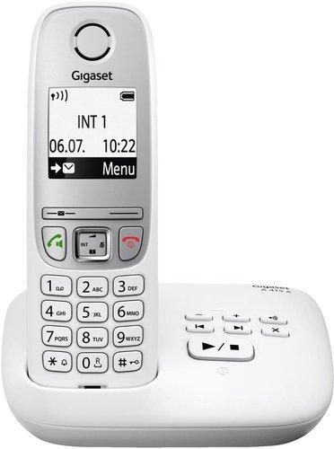 gigaset a415a festnetztelefon mit anrufbeantworter g nstig. Black Bedroom Furniture Sets. Home Design Ideas
