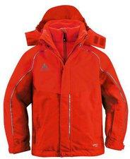 Vaude Kids Little Champion 3in1 Jacket II Red