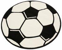 Hanse Home Fußball-Teppich rund (200 cm)
