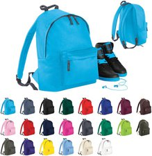 Bagbase Fashion Backpack bright red