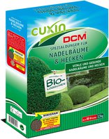 Cuxin Minigran Spezialdünger für Nadelbäume und Hecken