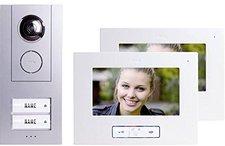 M-E TRADING VD 6720 Vistus 2 Familien Video-Türsprechanlage