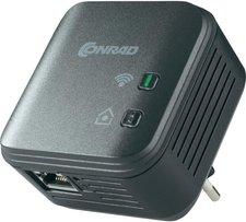 Conrad Powerline PL500D WiFi Einzeladapter