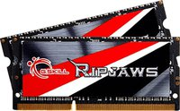 G.Skill RipJaws 16GB Kit SO-DIMM DDR3 PC3-14900 CL10 (F3-1866C10D-16GRSL)