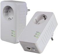 Hama Powerline 500 Mbps Set Socket