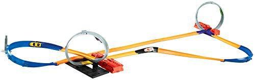 Mattel Hot Wheels 10 - in - 1 Superset
