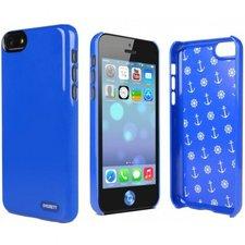 Cygnett Form Backcover blau (iPhone 5C)