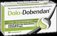 Reckitt Benckiser Dolo-Dobendan 1,4 mg/10 mg Lutschtabletten (24 Stk.)