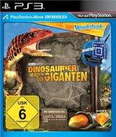 Wonderbook: Dinosaurier - Im Reich der Giganten (PS3)
