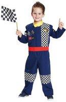 Rubies Rennfahrer Overall (1 2621)