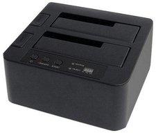 StarTech.com USB/ eSATA auf SATA Festplatten Kopierstation (SATDOCK22RE)