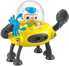 Mattel Octonauts Gup D Crab Mode