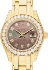 Rolex Oyster Perpetual Lady-Datejust Pearlmaster (80298)