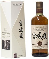 Nikka Miyagikyo Single Malt 12 Years 0,7l 45%