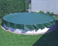 my pool Abdeckplane 8,0 x 4,16 m für Ovalformpool