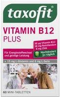 taxofit Vitamin B12 Tabletten (60 Stk.)