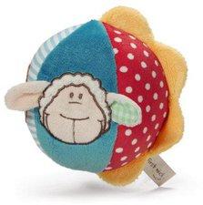 Nici My First Nici - Plüschball Lamm mit Glocke