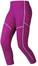 Odlo Pants Long Originals X-Warm Women violet pink