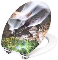 Cornat Waterfall WC-Sitz (KSDSC323)