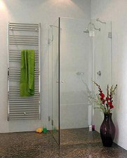 Combia A2E Eck-Dusche mit 2 Türen