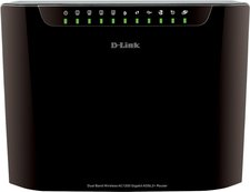 D-Link Wireless AC1200 Dual-Band Gigabit ADSL2+...