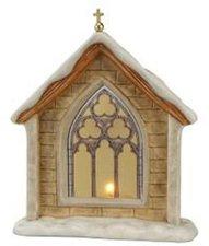 Goebel Weihnachtsengelmarkt Verschneite Kapelle