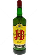 J&B Reserve 15 Jahre 3,0l 43%