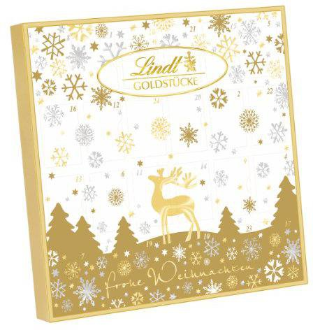 lindt goldst cke adventskalender g nstig kaufen. Black Bedroom Furniture Sets. Home Design Ideas