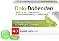 Reckitt Benckiser Dolo-Dobendan 1,4 mg/10 mg Lutschtabletten (48 Stk.)