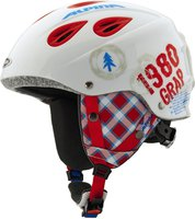 Alpina Eyewear Grap Junior white/red