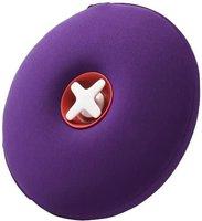 Authentics Pill Wärmflasche violett (1,9 L)