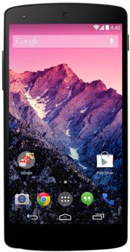 LG Google Nexus 5 16GB Black ohne Vertrag