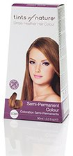 Tints of Nature Semi-Permanent Hair Colour Copper Brown (90 ml)