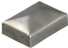 GAH Pfostenkappe für Metallpfosten, zum Anschweißen BxT: 30 x 60 mm