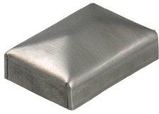 GAH Pfostenkappe für Metallpfosten, zum Anschweißen BxT: 40 x 60 mm
