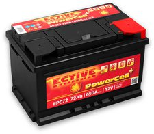 Ective Batteries Powercell 12V 72Ah EPC72