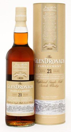 Glendronach Parliament 21 Jahre 0,7l 48%