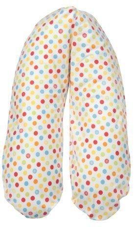Joyfill Stillkissen Dots bunt (170 x 34 cm)
